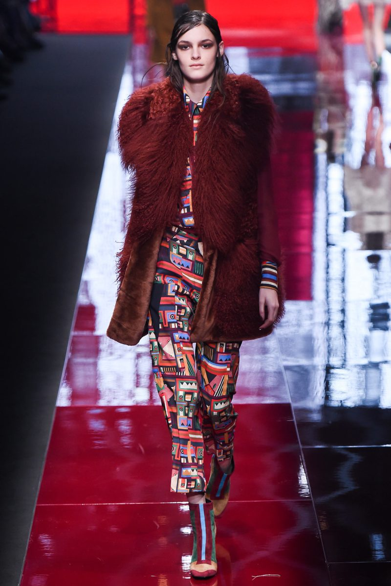 Just Cavalli Ready to Wear FW 2015 MFW (18)