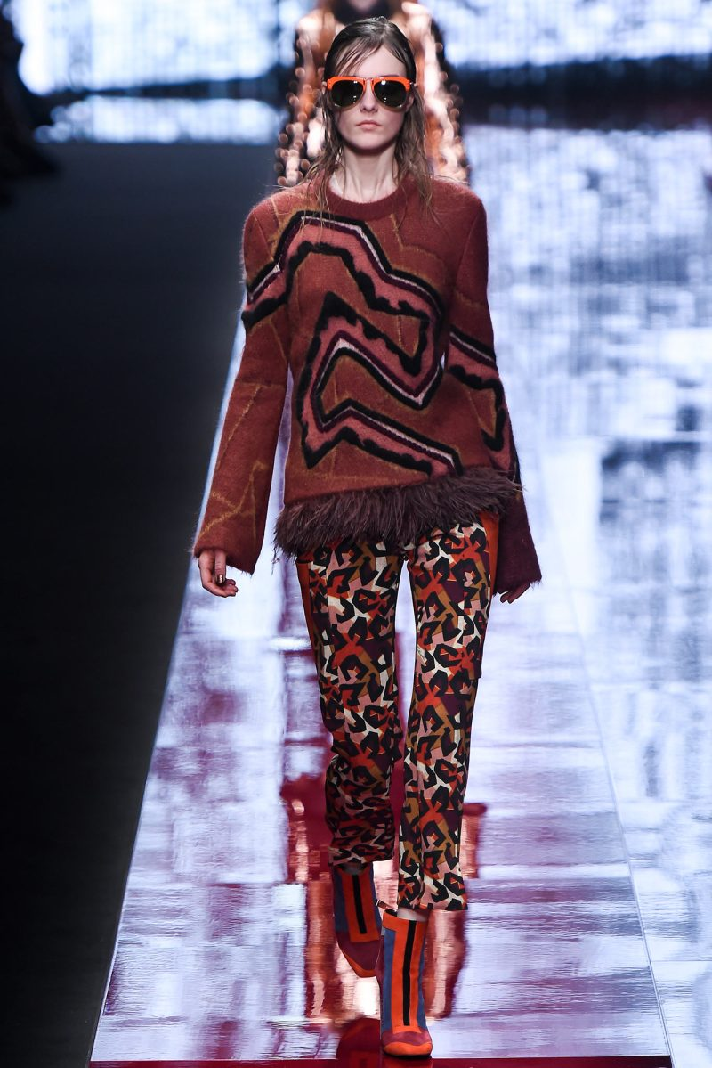 Just Cavalli Ready to Wear FW 2015 MFW (21)