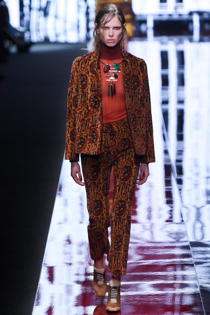 Just Cavalli Ready to Wear FW 2015 MFW (36)