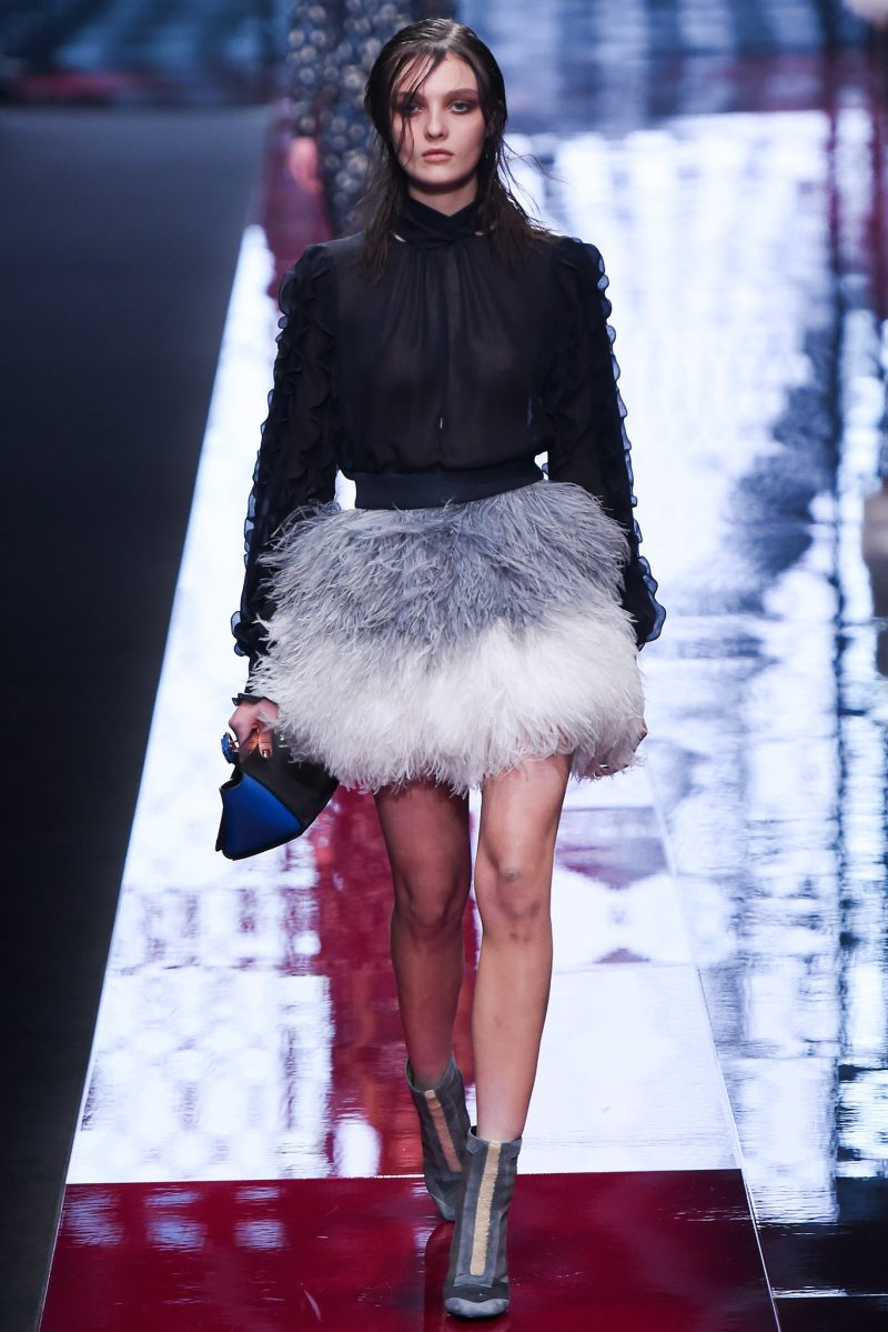Just Cavalli Ready to Wear FW 2015 MFW (6)