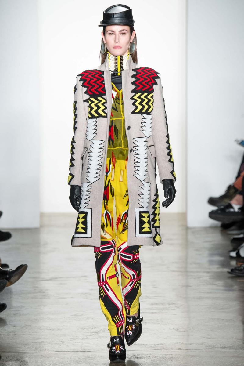 KTZ Ready to Wear FW 2015 NYFW (11)