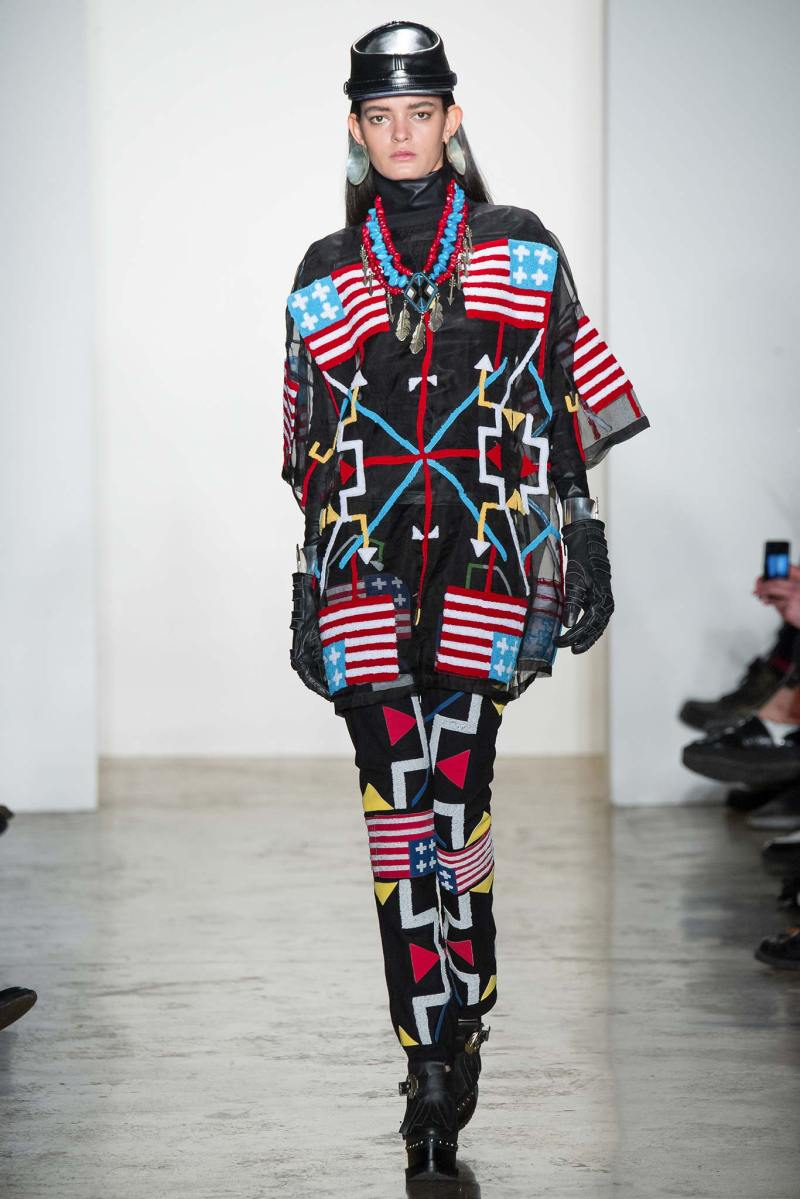 KTZ Ready to Wear FW 2015 NYFW (22)