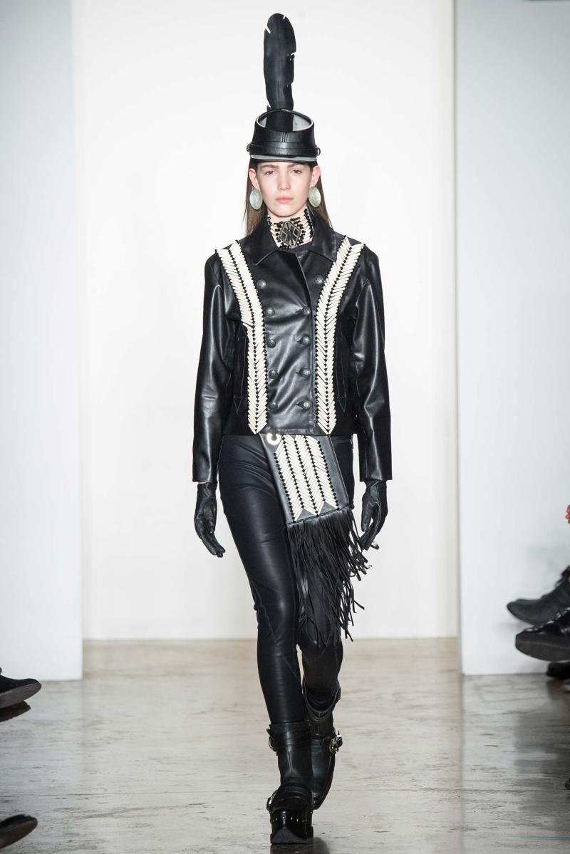 KTZ Ready to Wear FW 2015 NYFW (37)