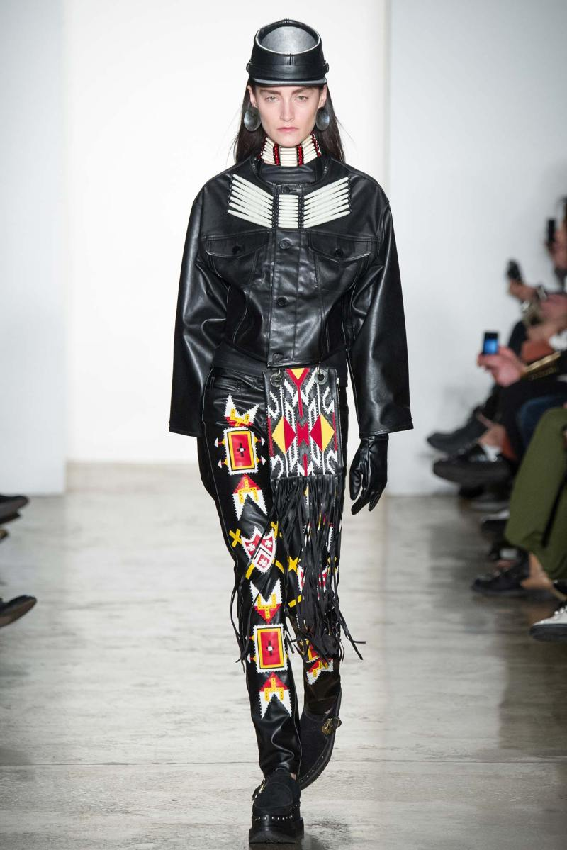 KTZ Ready to Wear FW 2015 NYFW (38)