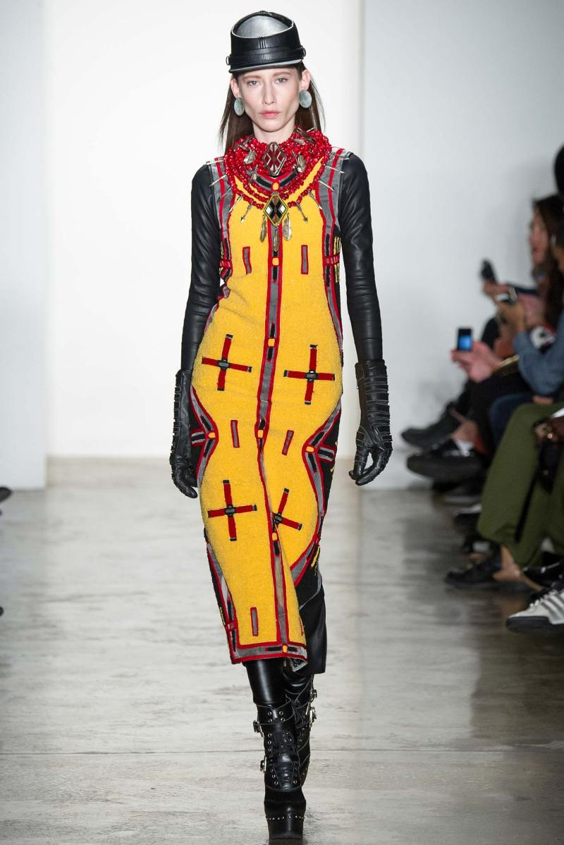 KTZ Ready to Wear FW 2015 NYFW (39)