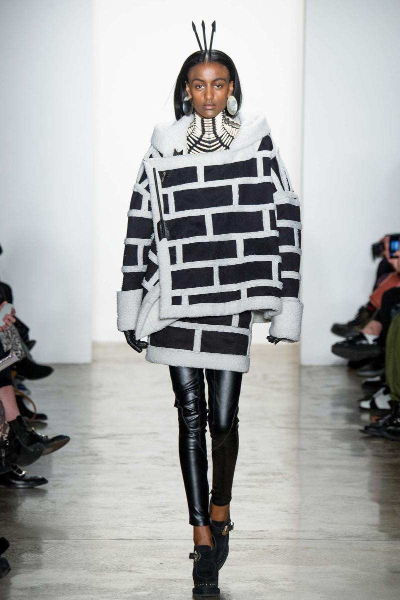 KTZ Ready to Wear FW 2015 NYFW (5)
