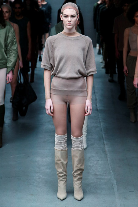 Kanye West x Adidas Originals Ready to Wear FW 2015 NYFW (14)