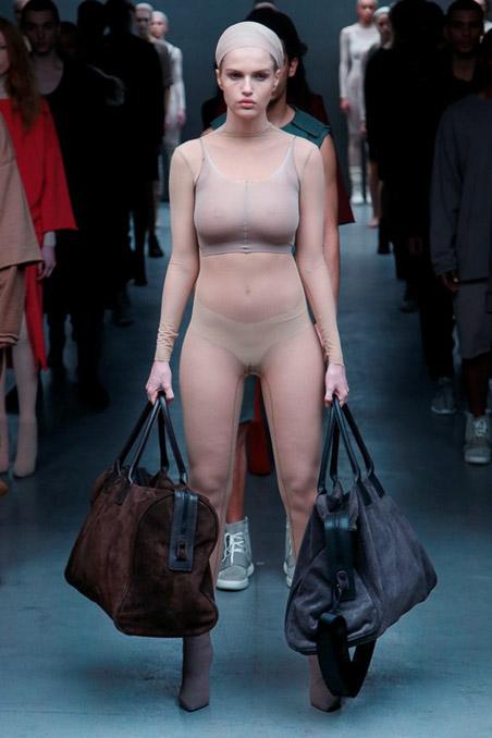 Kanye West x Adidas Originals Ready to Wear FW 2015 NYFW (24)