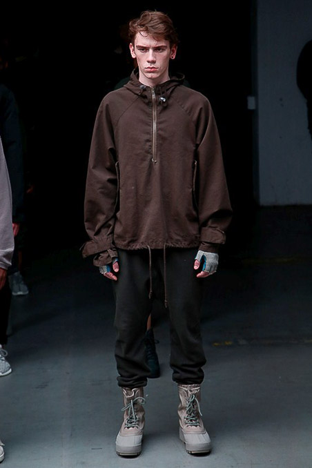 Kanye West x Adidas Originals Ready to Wear FW 2015 NYFW (36)