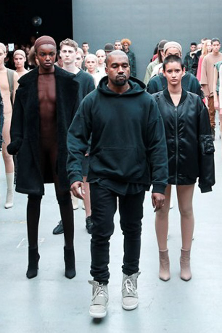 Kanye West x Adidas Originals Ready to Wear FW 2015 NYFW (51)
