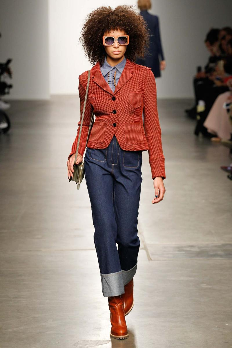 Karen Walker Ready to Wear FW 2015 NYFW (11)
