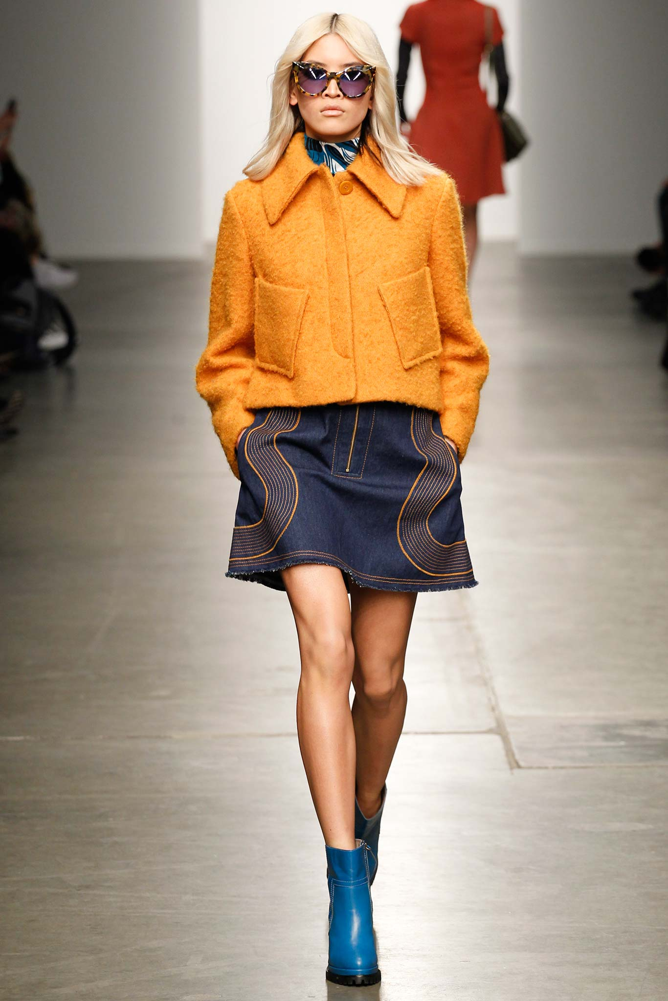 Karen Walker Ready to Wear FW 2015 NYFW