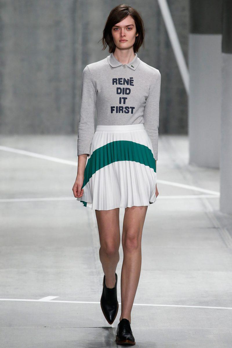 Lacoste Ready to Wear FW 2015 NYFW (22)