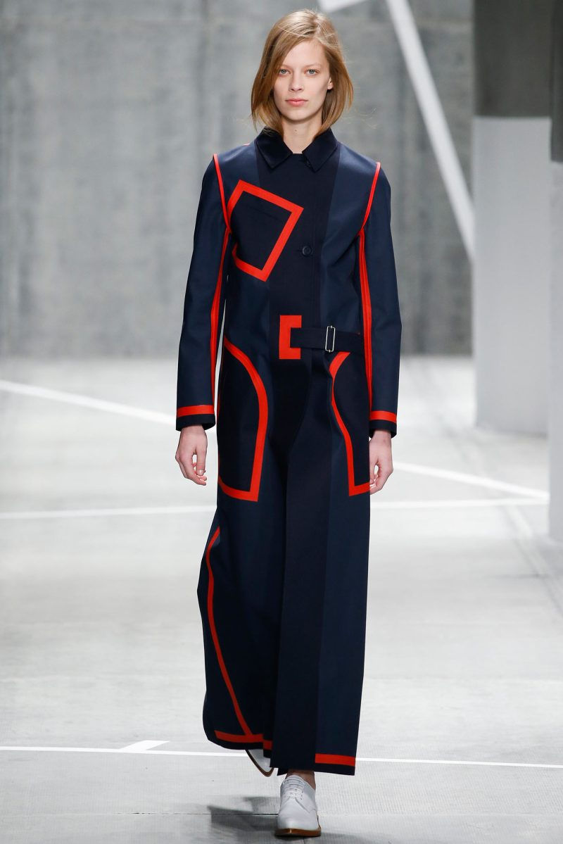 Lacoste Ready to Wear FW 2015 NYFW (3)