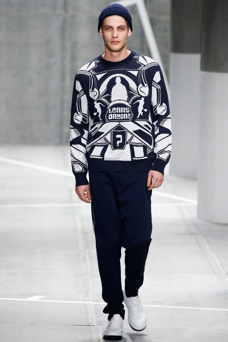 Lacoste Ready to Wear FW 2015 NYFW (37)
