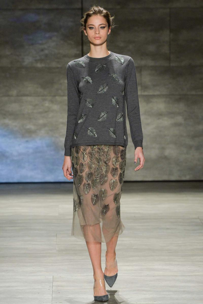 Lela Rose Ready to Wear FW 2015 NYFW (19)