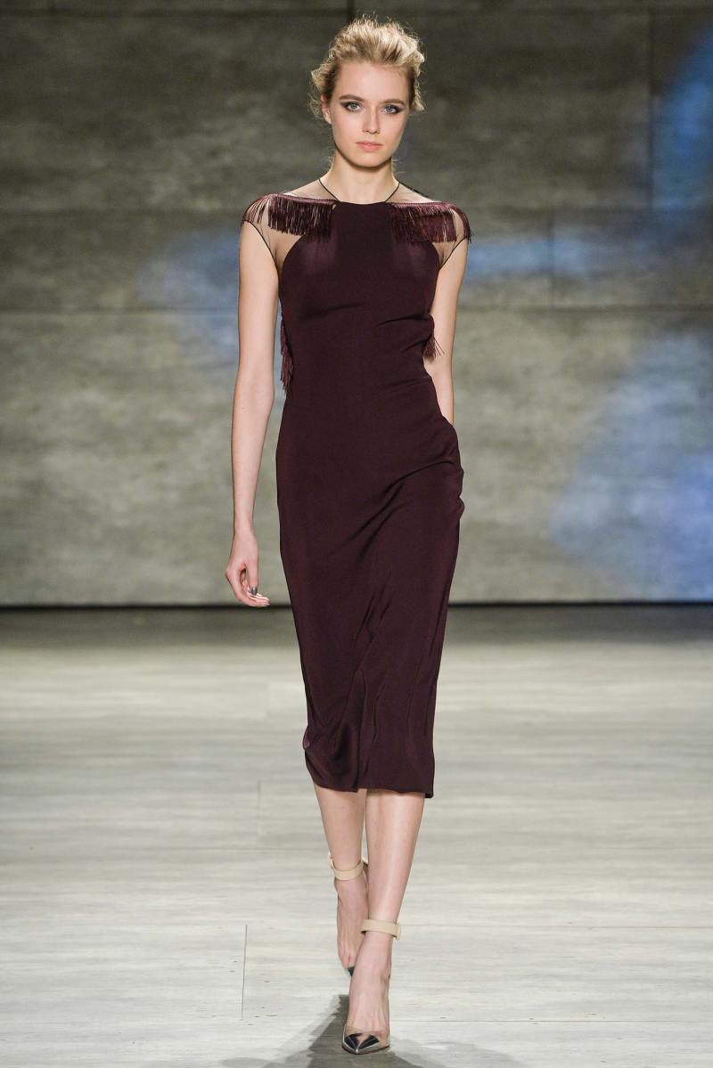 Lela Rose Ready to Wear FW 2015 NYFW (23)