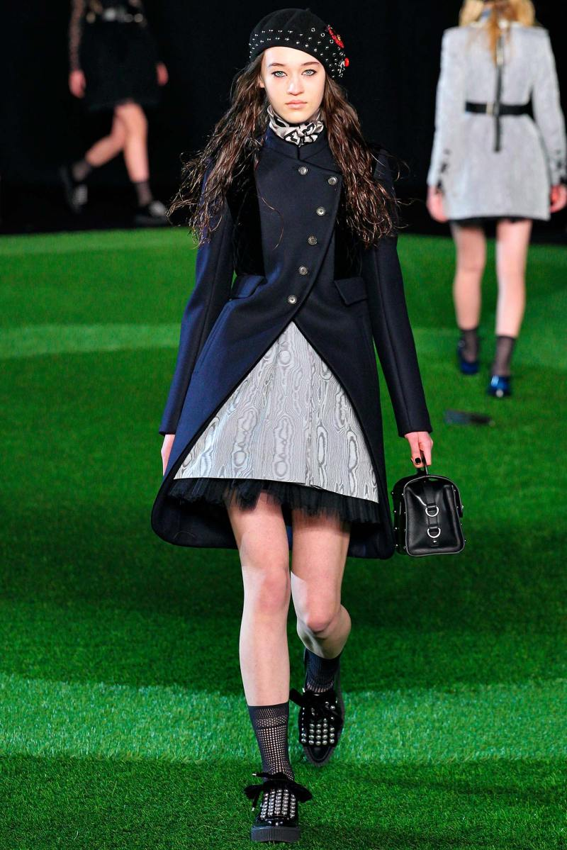 Marc by Marc Jacobs Ready to Wear FW 2015 NYFW (33)