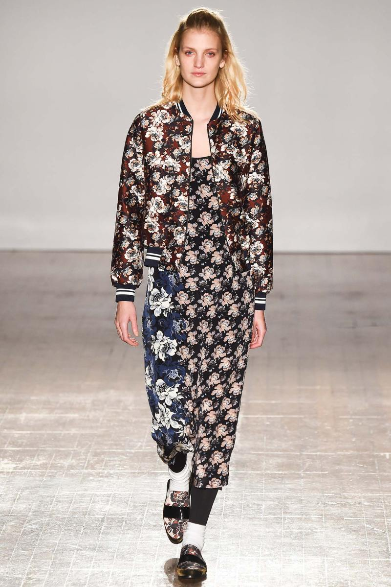 Mother of Pearl Ready to Wear FW 2015 LFW (3)