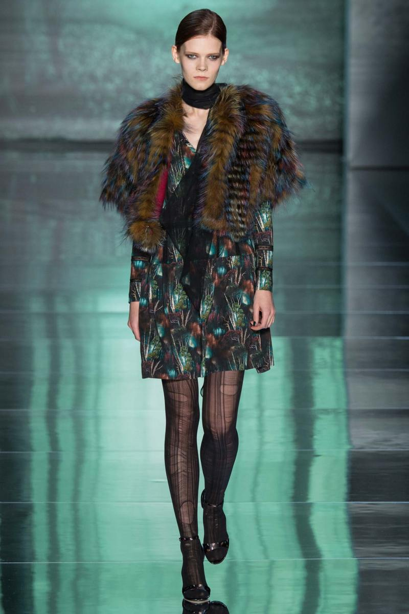 Nicole Miller Ready to Wear FW 2015 (1)