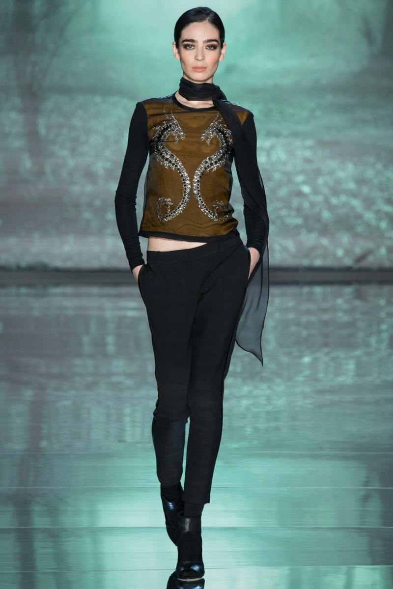 Nicole Miller Ready to Wear FW 2015 (23)
