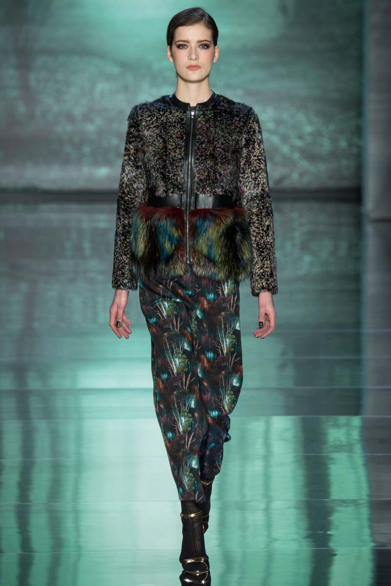 Nicole Miller Ready to Wear FW 2015 (3)
