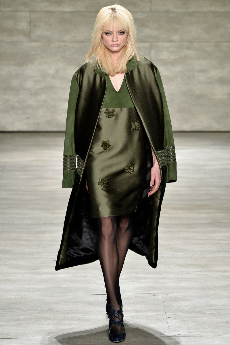 Pamella Roland Ready to Wear FW 2015 NYFW (10)