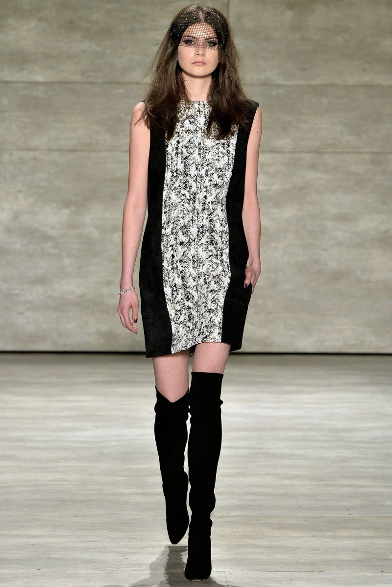 Pamella Roland Ready to Wear FW 2015 NYFW (12)