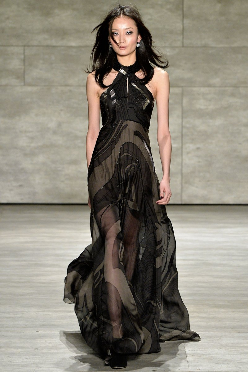 Pamella Roland Ready to Wear FW 2015 NYFW (18)