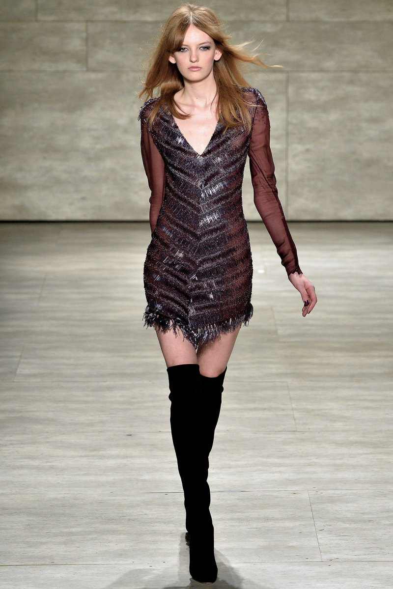 Pamella Roland Ready to Wear FW 2015 NYFW (23)