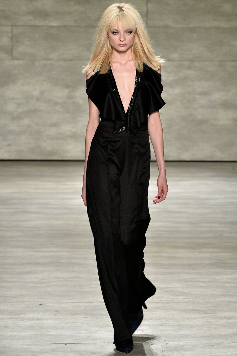 Pamella Roland Ready to Wear FW 2015 NYFW (34)