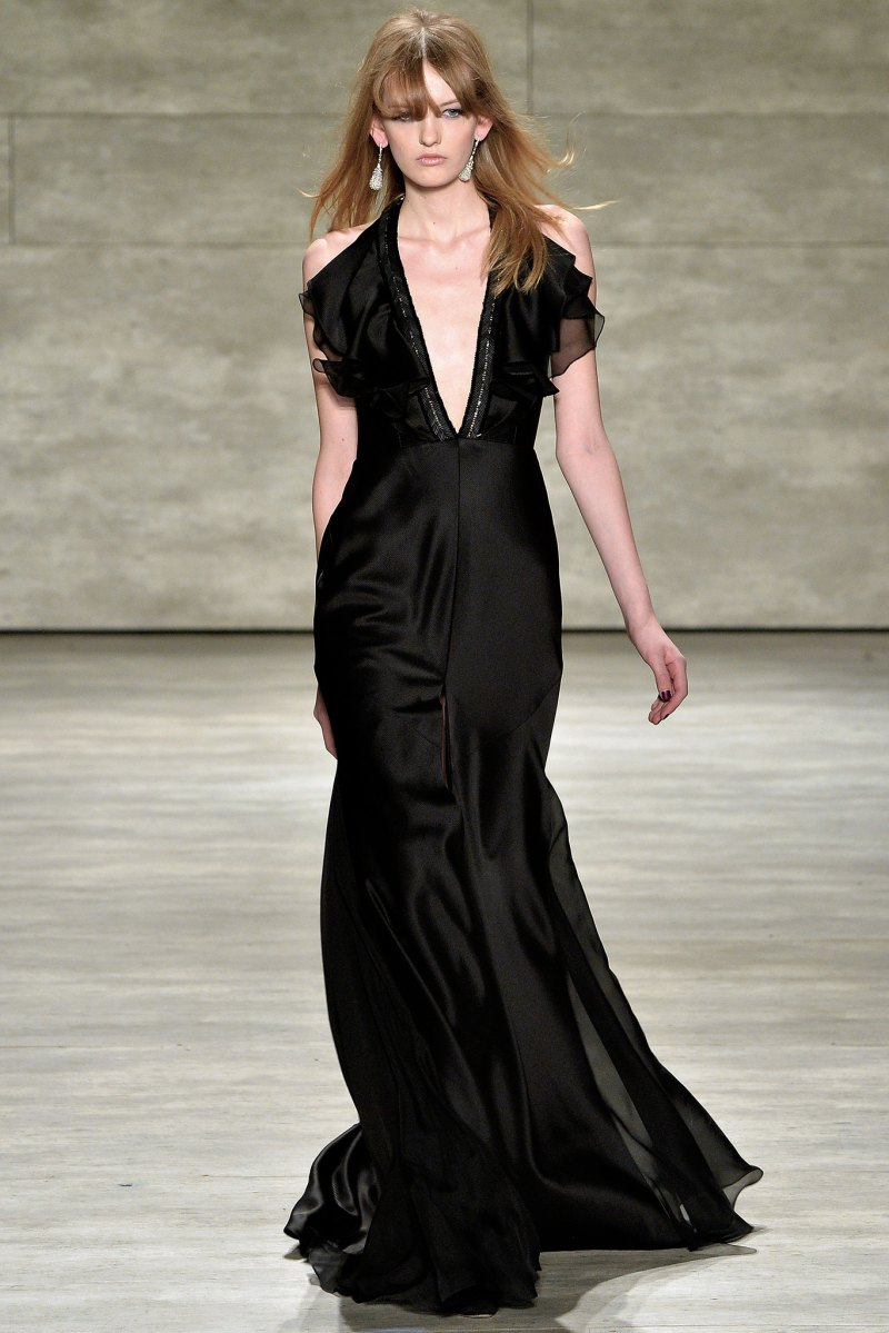 Pamella Roland Ready to Wear FW 2015 NYFW (36)