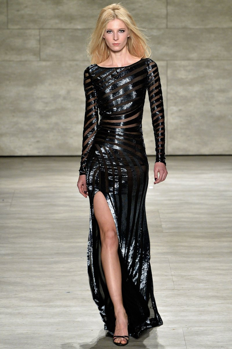 Pamella Roland Ready to Wear FW 2015 NYFW (37)