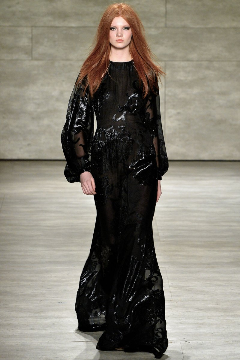 Pamella Roland Ready to Wear FW 2015 NYFW (38)