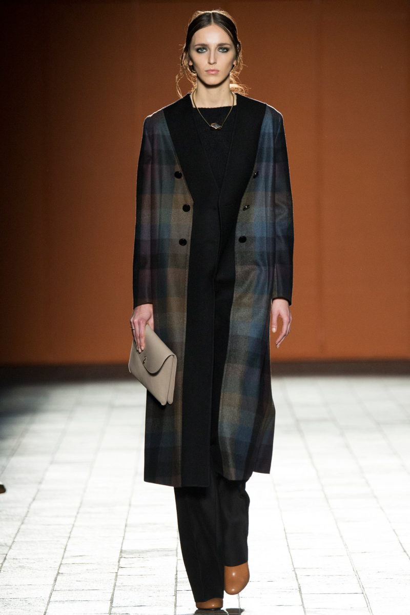 Paul Smith Ready to Wear FW 2015 LFW (1)