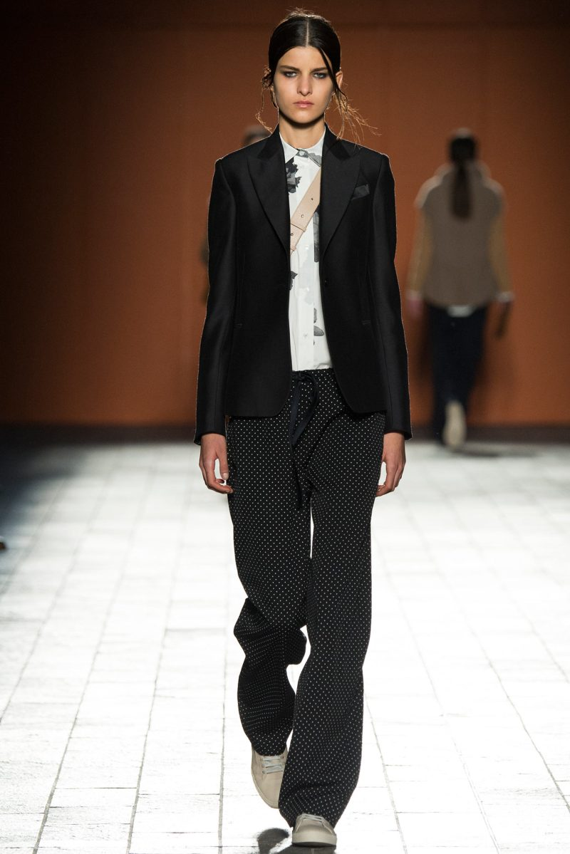 Paul Smith Ready to Wear FW 2015 LFW (10)