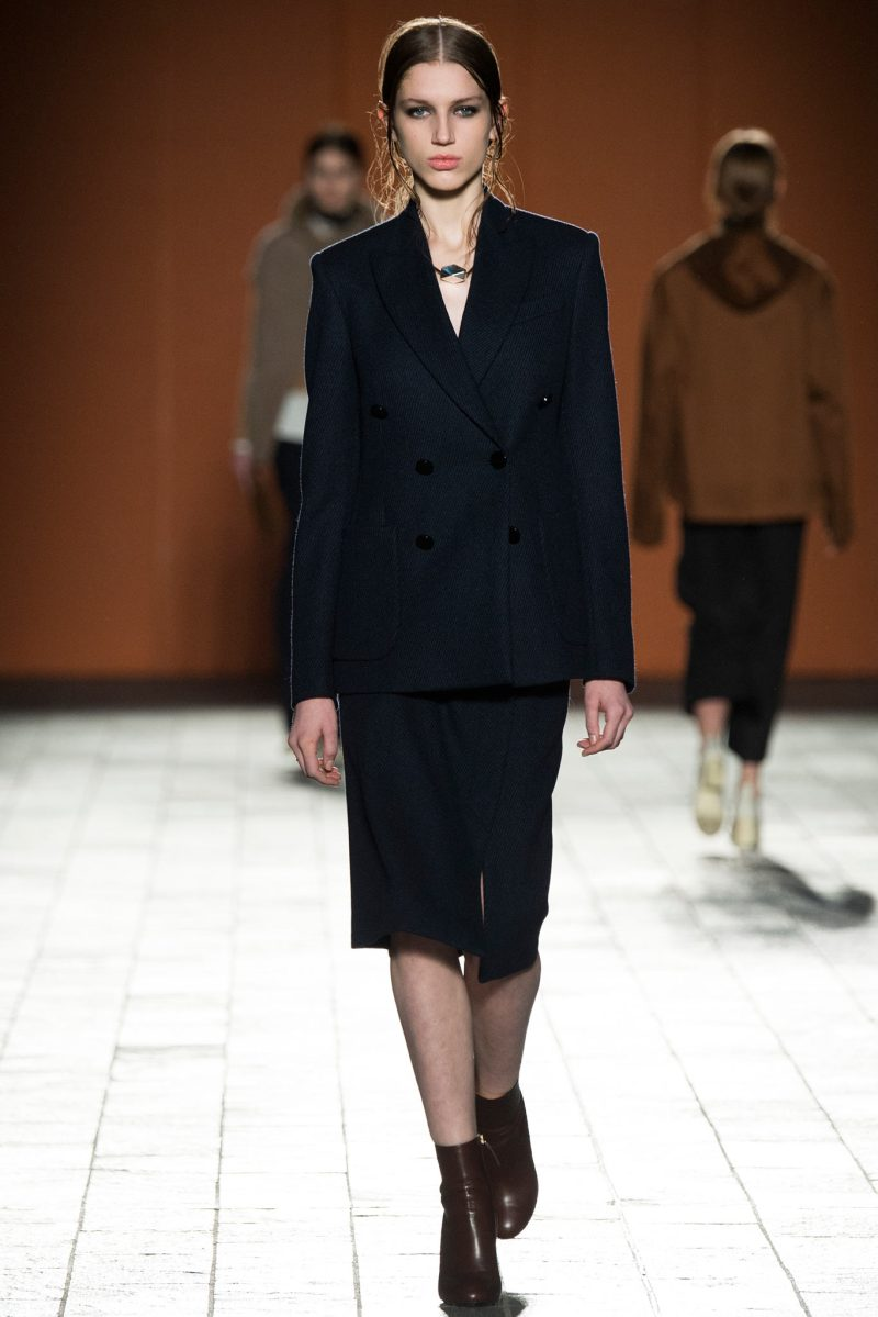 Paul Smith Ready to Wear FW 2015 LFW (7)