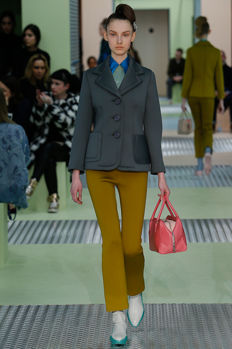 Prada Ready to Wear FW 2015 MFW (3)