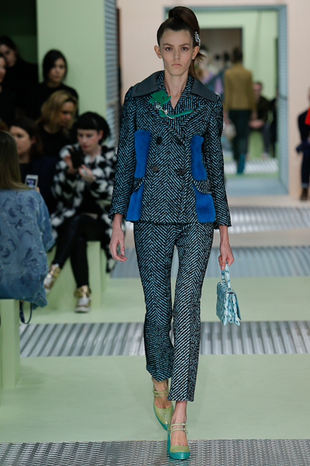 Prada Ready to Wear FW 2015 MFW (8)