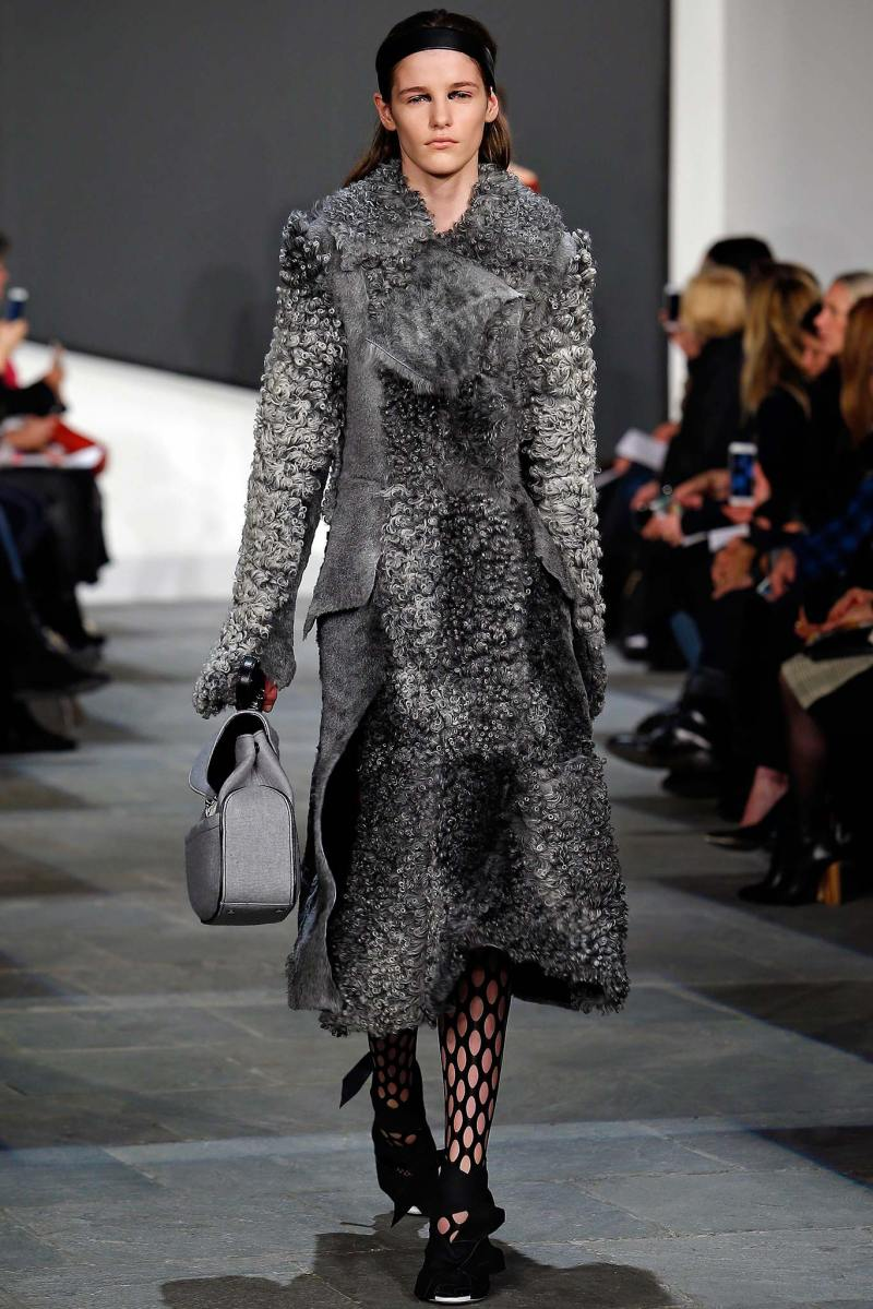 Proenza Schouler Ready to Wear FW 2015 NYFW (12)
