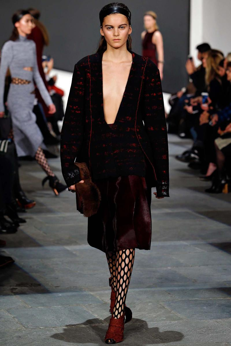Proenza Schouler Ready to Wear FW 2015 NYFW (18)