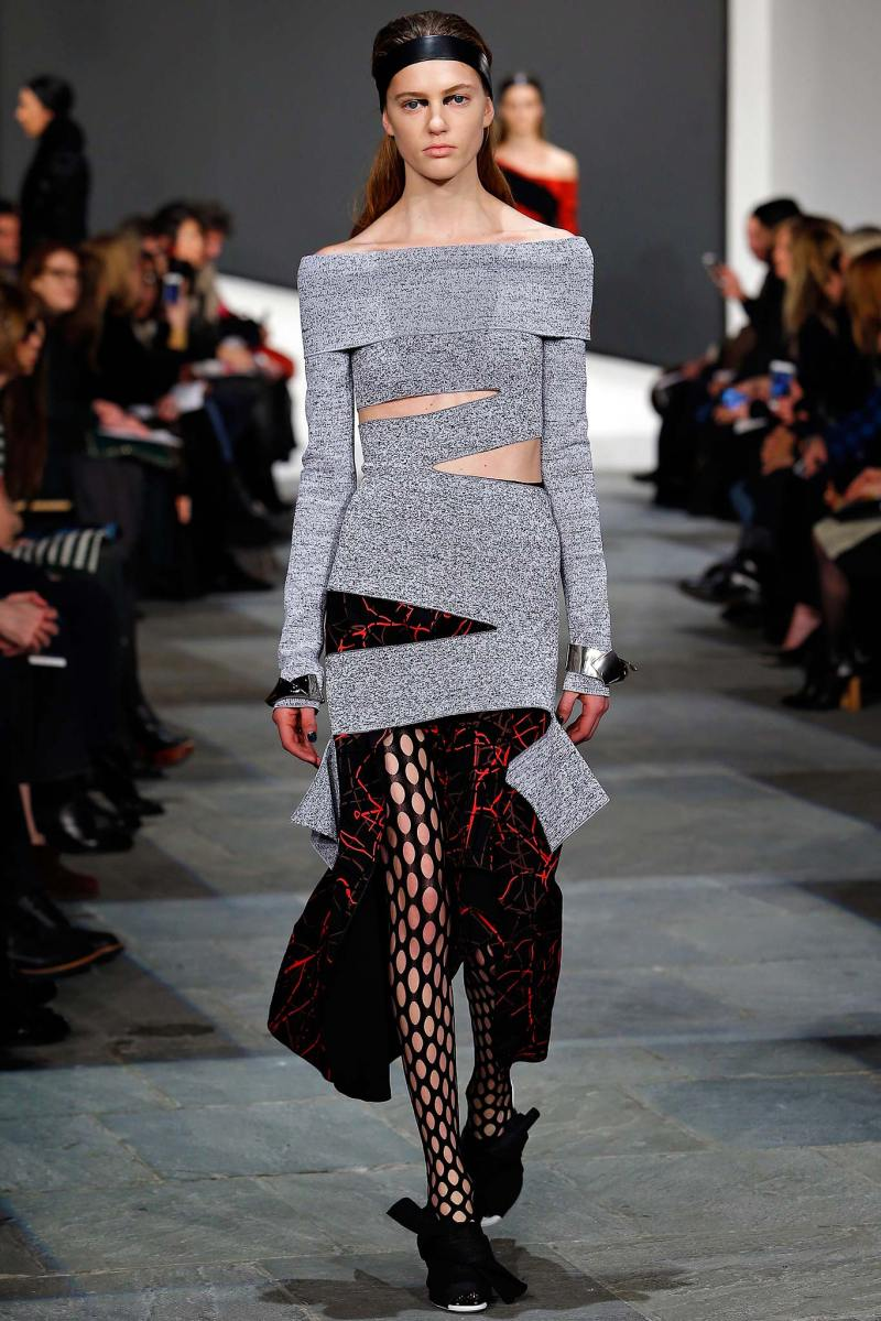 Proenza Schouler Ready to Wear FW 2015 NYFW (23)