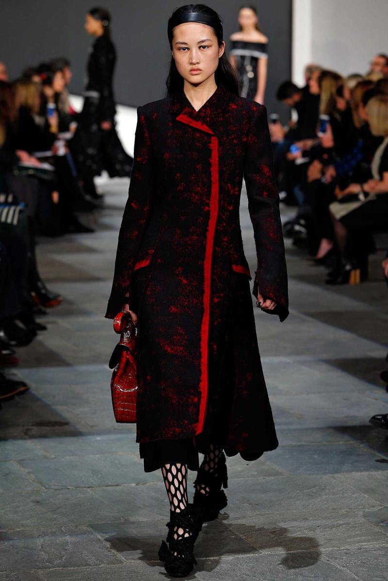 Proenza Schouler Ready to Wear FW 2015 NYFW (27)