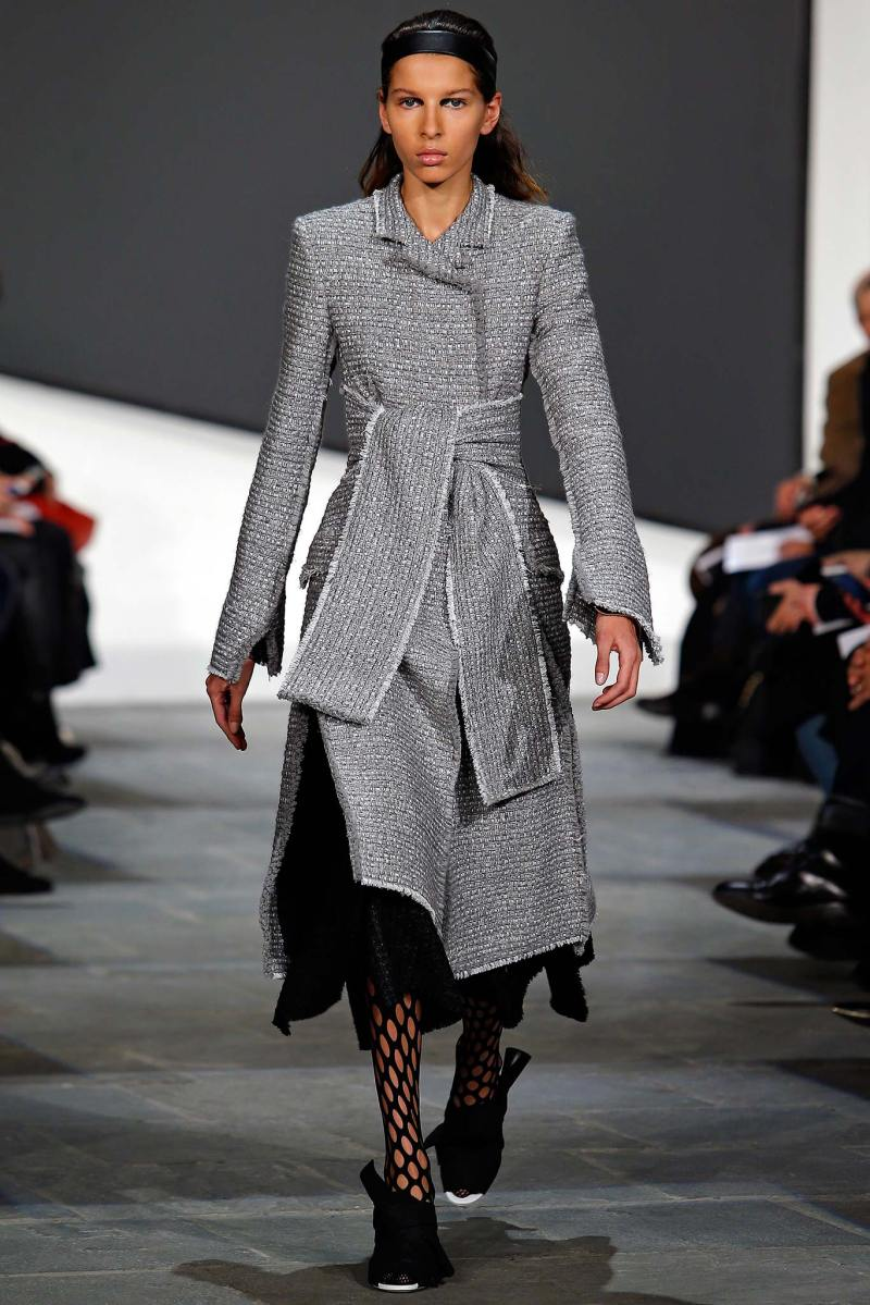 Proenza Schouler Ready to Wear FW 2015 NYFW (3)