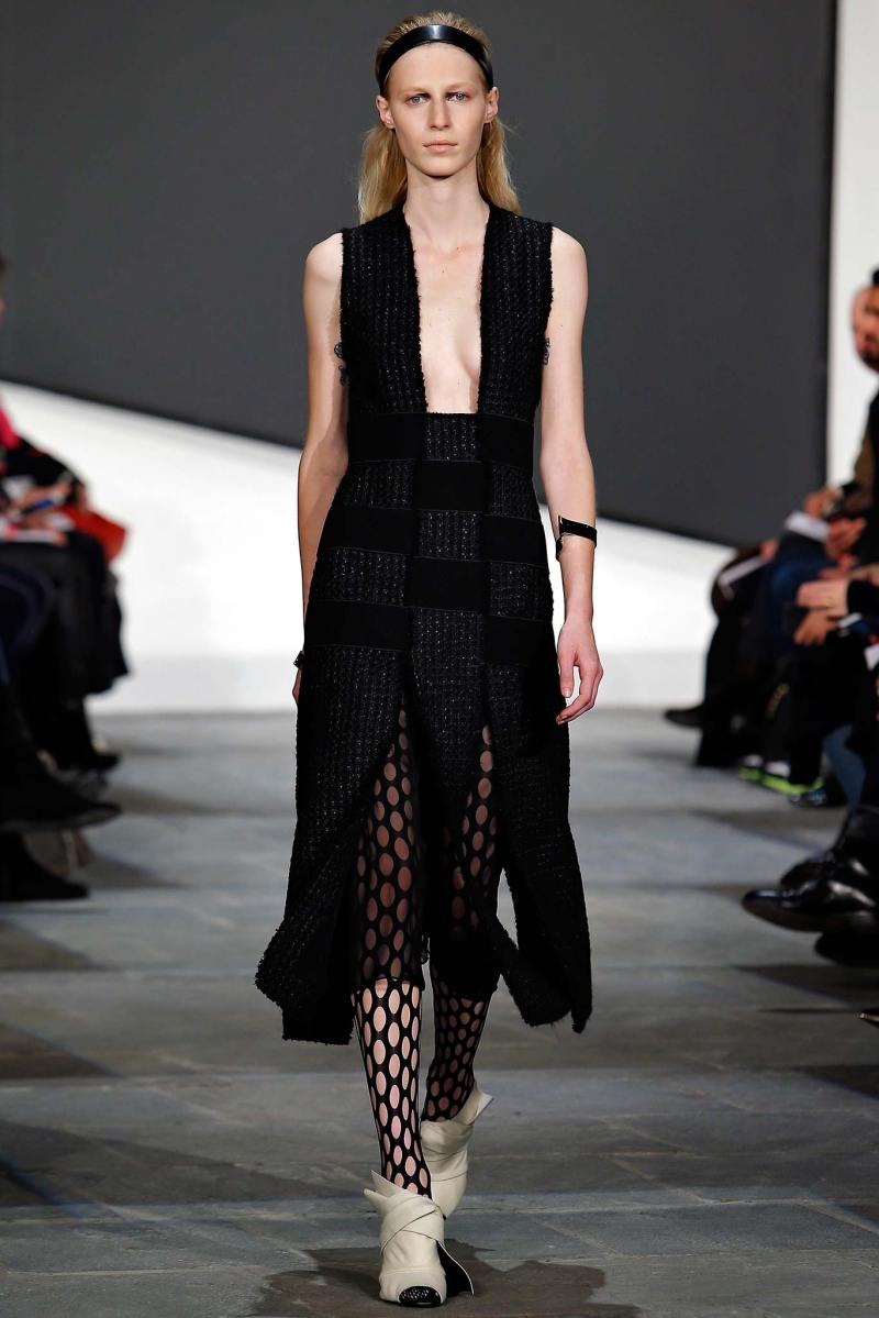 Proenza Schouler Ready to Wear FW 2015 NYFW (4)