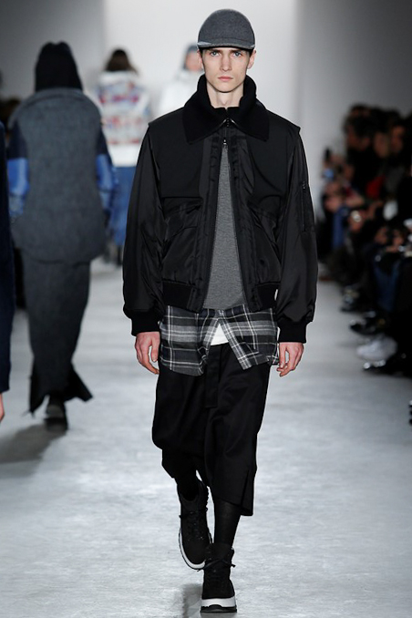 Public School Ready to Wear FW 2015 NYFW (10)
