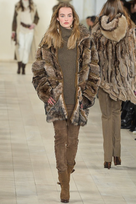 Ralph Lauren Ready to Wear FW 2015 NYFW (18)