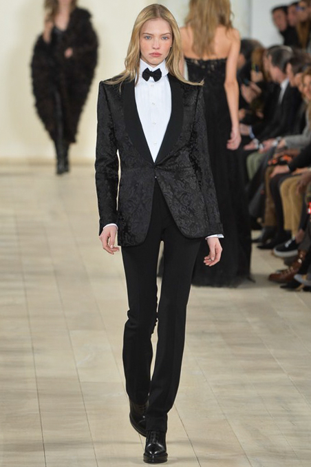 Ralph Lauren Ready to Wear FW 2015 NYFW (38)