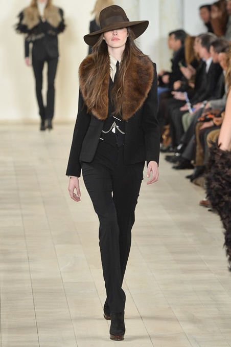 Ralph Lauren Ready to Wear FW 2015 NYFW (40)
