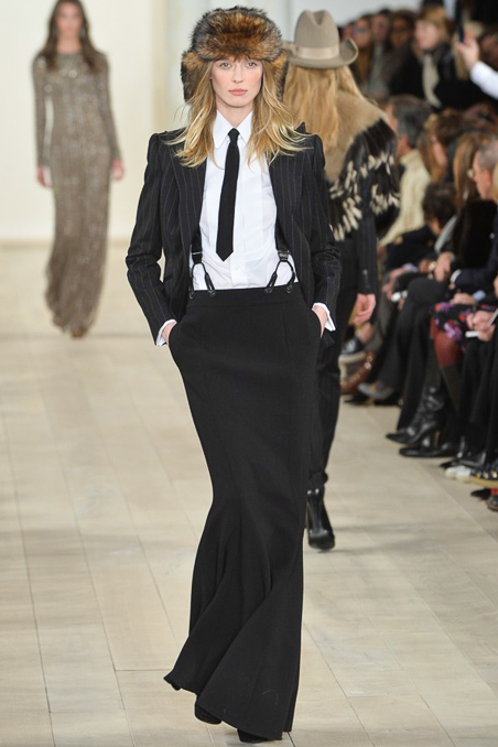 Ralph Lauren Ready to Wear FW 2015 NYFW (42)